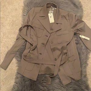 Vertigo blazer jacket